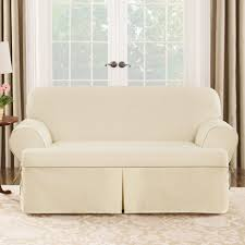 Armless Sofa Slipcover by Living Room Sofas Center Sure Fit T Cushion Sofa Slipcover