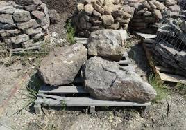 landscape rocks boulders