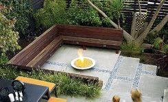 Tropical Backyard Ideas Design Of Small Tropical Backyard Ideas Barbecue Tiki Themed Dual