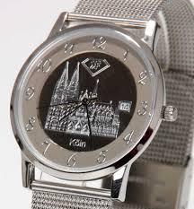 design uhren damen fk cologne design damen herren armbanduhr kölner dom köln uhr
