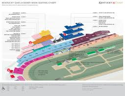 Atlanta Airport Parking Map by Maps U0026 Directions 2018 Kentucky Derby U0026 Oaks May 4 And 5 2018
