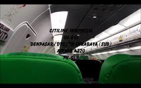 airasia vs citilink flight experience citilink qg 651 airbus a320 denpasar dps