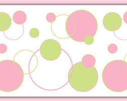 Wallpaper Borders For Girls Bedroom Pink Camo Polka Dot Wallpaper Border Decal Camouflage
