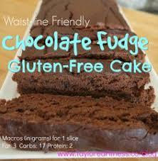 gluten free chocolate fudge cake fit recipes pinterest