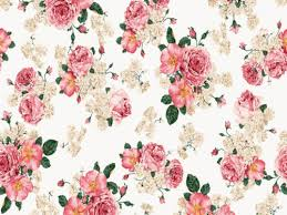 vintage shabby chic roses floral pattern background icing cake