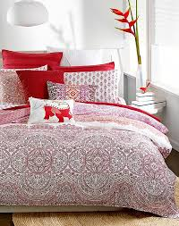 Day Of The Dead Bedding Red Bedding Decor By Color