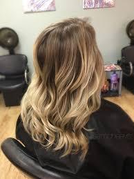 Light Blonde Balayage Honey White Blonde Balayage Highlights For Light Brown Hair