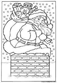 santa claus 2 free printable coloring pages kids coloring