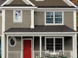 Color Combinations For Exterior House Paint - exterior home paint color combinations house picture note arafen
