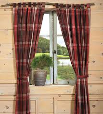 Curtains For A Cabin Rustic Curtains Free Home Decor Techhungry Us