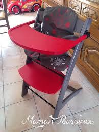 chaise volutive badabulle mon bébé roi dans sa chaise haute évolutive badabulle maman