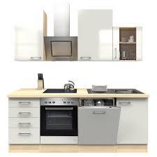poco domäne küche küchenzeilen mit e geräten günstig kaufen auf roller de