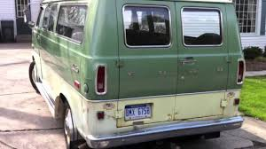 van ford econovan 1972 ford club wagon information and photos momentcar