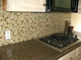 kitchens with mosaic tiles as backsplash non tile backsplash ideas kitchen ideas for tile glass metal etc