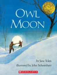 owl moon teaching plan scholastic