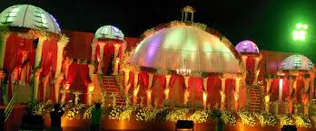 home decoration of ganesh festival wedding management in ahmedabad decoration services wedding