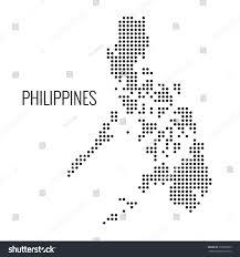 Philippine Map Philippine Map Vector Pr Energy