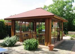 Patio Gazebos 22 Beautiful Garden Design Ideas Wooden Pergolas And Gazebos Patio