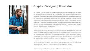 What Is A Visual Resume Matt Swank Design