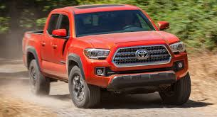recall on toyota tacoma toyota recalls quarter of a million tacoma trucks from 2016 and 2017