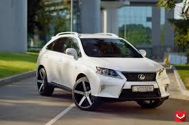 lexus rx 450h wheel size vossen wheels lexus rx vossen cv3r