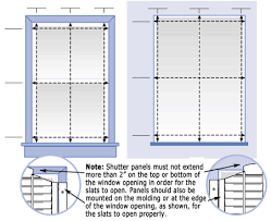 How To Install Interior Window Shutters What You Need To Know Before Buying Plantation Shutters