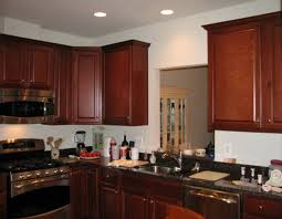 Colors For Kitchens With Oak Cabinets Best Paint Color For Kitchen With Dark Cabinets Home Design Ideas