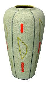 austrian mid century modern floor vase 20