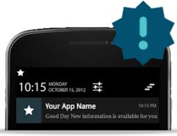 push notifications android simple code sle for android push notifications messages sdk api