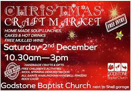 christmas craft market u2013 godstone baptist church