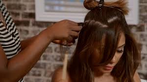 hair extensions salon los angeles best haircuts for round faces