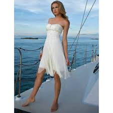 short casual beach wedding dresses pictures ideas guide to
