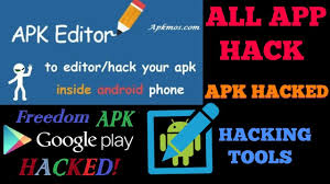 apk hacker app how to hack apps with apk editor no root in modify apk