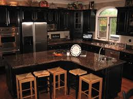 dark kitchen cabinets colors u2014 smith design black kitchen