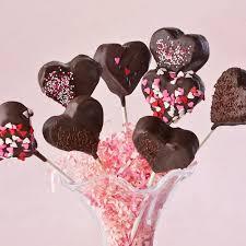 brownie valentine cake pops gluten free