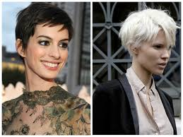 triangle and rectangular face hairstyle female short hairstyles for an oval face shape women hairstyles