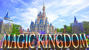 Map Of Disney World Parks Magic Kingdom Walt Disney World Orlando 4k Youtube