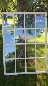 old wood window large 16 pane house bay picture building