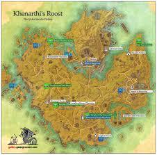 Pathfinder World Map by Khenarthi U0027s Roost Aldmeri Dominion The Elder Scrolls Online
