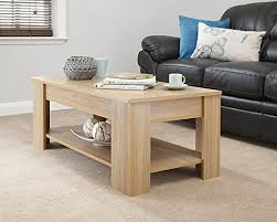 Flip Up Coffee Table Modern Contemporary Exclusive Oak Lift Up Coffee Table Living Room