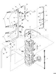 mercury 90 hp 2 stroke diagram mercury outboard parts diagrams