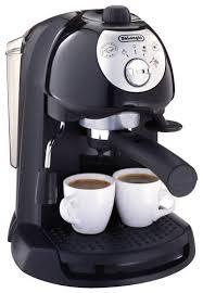 which delonghi espresso machine amazon black friday deal delonghi pump espresso maker black bar32 best buy