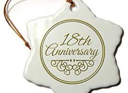 18th anniversary gift 15 18th wedding anniversary gift 18th wedding anniversary gifts t