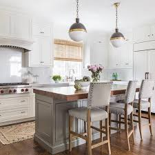 grey kitchen island best 25 kitchen island with stools ideas on