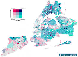 Chicago Demographics Map by Income And Racial Inequality Maps Business Insider