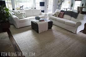 Pottery Barn Wool Jute Rug Living Room Herringbone Jute Rug Pictures Decorations