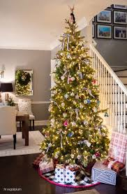 Easy To Make Christmas Decorations At Home 243 Best Blogger Christmas House Tour Images On Pinterest