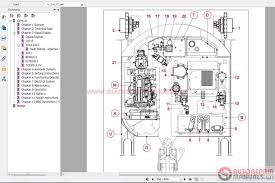 terex wheeled excavator tl tw tc service manual auto repair