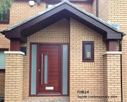 Sapele Exterior Doors Contemporary Front Doors Oak Iroko Sapele And Other Woods