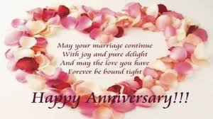Happy Wedding Anniversary Quotes Wishes Happy Wedding Marriage Glamorous Happy Wedding Anniversary Wishes